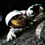 Os contatos imediatos de astronautas com bijuterias sobre a Lua