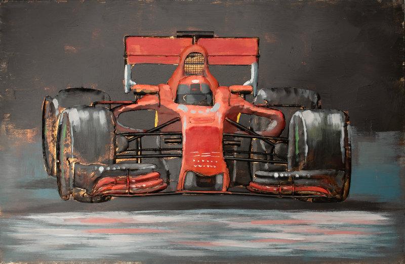 Ferrari F1 para decoração