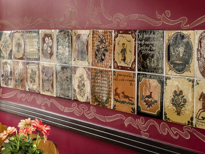 Azulejos decorativos antigos