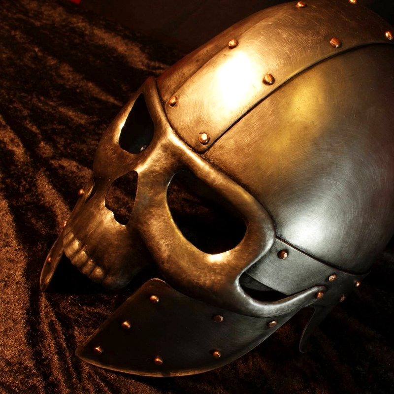 Fábrica de capacete para armadura