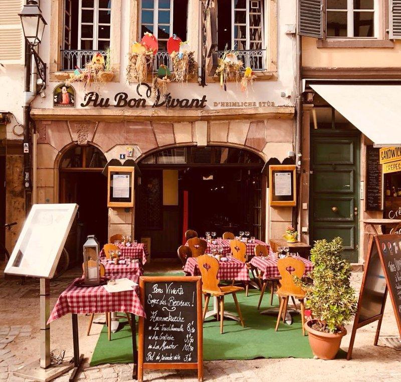 Bar e restaurante em Estrasburgo