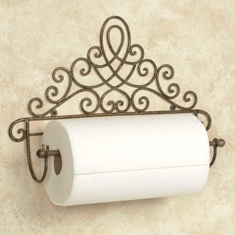 Objeto de decoração para toalete