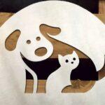 Fábrica de letreiros de metal para Pet Shop ou Clínica Veterinária