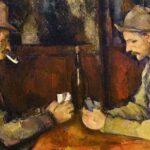 """Os Jogadores de Cartas"", de Cézanne: a sobriedade no carteado"